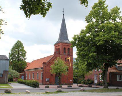 katholische Pfarrkirche Ludgerus