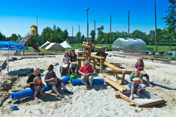 Sand+WaterWerk Simonswolde
