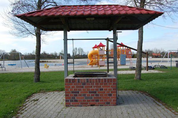 grillen Grillplatz Ihlow
