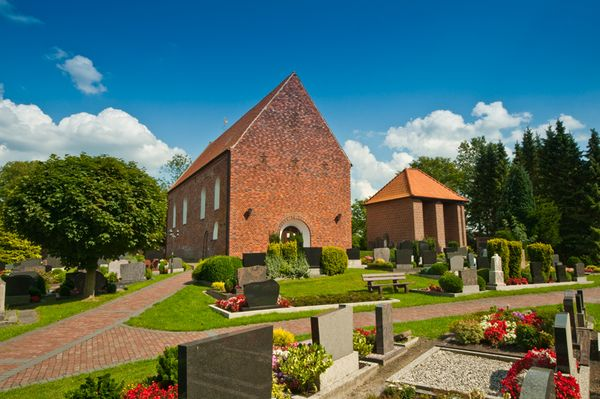 Kirche Westerende