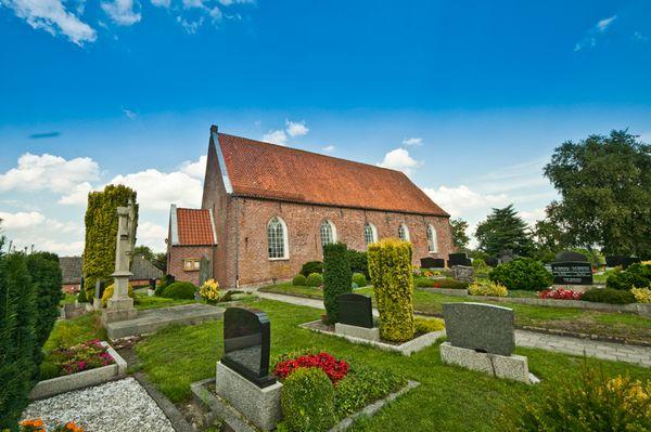 Kirche Simonswolde