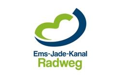 Ems-Jade-Kanal Radweg Logo