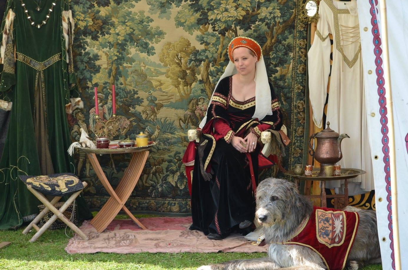 Zeitreise ins Mittelalter am Ihler Meer
